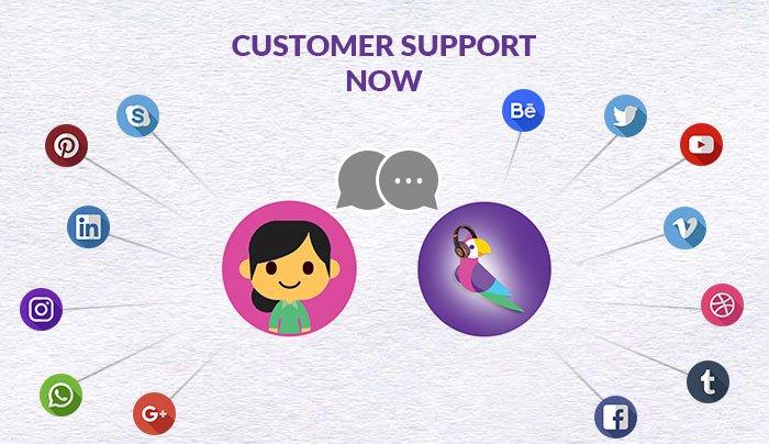 Customer-Support-ZCR
